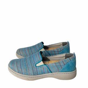 Dansko Belle Multi color Slip On Sneakers